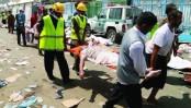 Another Mina stampede Bangladeshi victim dies