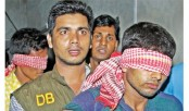 4 'JMB men' put on 15-day remand in Chittagong