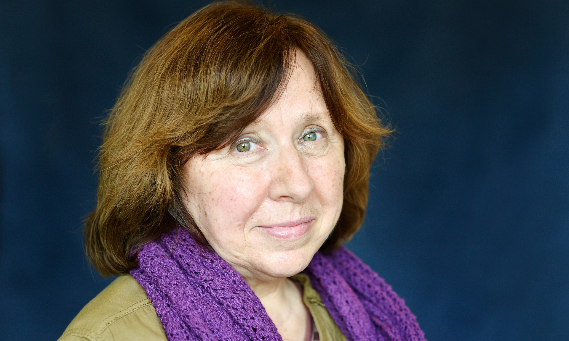 Svetlana Alexievich wins Nobel prize in literature