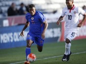 Flores scores in 82nd minute, Costa Rica ties Haiti 1-1