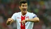 Robert Lewandowski world's best striker: Poland coach