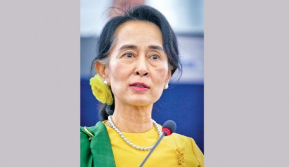 I can be leader even if not Myanmar president: Suu Kyi