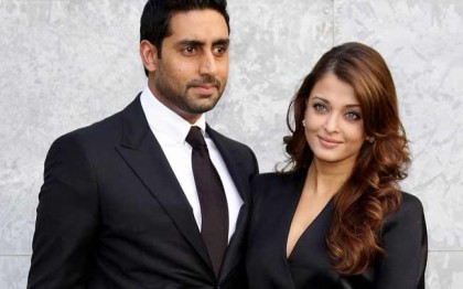 Abhishek does fool around but he's also extremely intense: Aishwarya