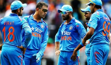India look to salvage pride after series loss