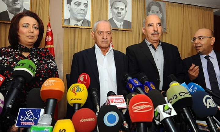Nobel Peace Prize, 2015 goes to Tunisian National Dialogue Quartet