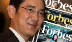 Samsung's Lees tops Asia's richest families' list