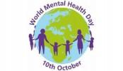 World Mental Health Day tomorrow