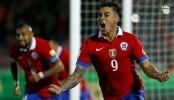 Sanchez, Vargas strike as Chile sink Brazil