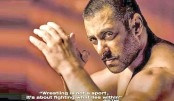 Salman Khan reveals Sultan first look