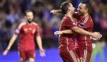 Spain clinches Euro 2016 spot with 4-0 win over Luxembourg