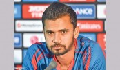 Dengue interrupts Mashrafe's first-class return