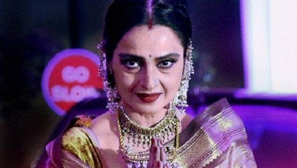 Happy Birthday Rekha: Her fashion is always ahead of its time