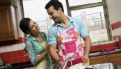 Rules of happy marriage: Doing the dishes reduces stress