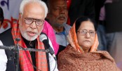 Kader Siddique, wife's nomination cancelled