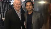 Bashundhara Group MD meets US congressman Dana Rohrabacher