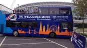 'Modi Express' bus launched in UK