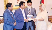 SIBL donates Tk. 1 Crore to PM's Relief and Welfare Fund