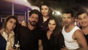 You won't believe who 'served' biryani to SRK