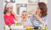 Raising Your Kids Vegetarian? How to Do It Safely