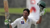 Younis becomes Pakistan's highest Test run getter