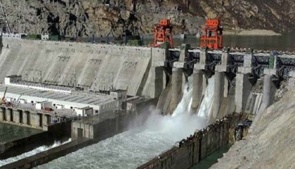 China's largest dam in Tibet on Brahmaputra river switched on