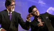 Shah Rukh, Amitabh compete for world's 'worst dancer' tag