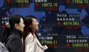 Asian shares rise as soft data allay worries over rate hike