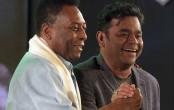 Doing Pele film a big honour for AR Rahman