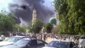 Dozens killed as suicide bombers hit Nigeria mosque: witnesses