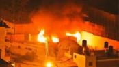 Palestinians set fire to Joseph's Tomb Jewish holy site