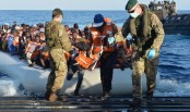 Migrant crossings to Europe in 2015 soar past 600,000 mark: IOM