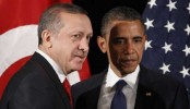 Obama, Erdogan vow to step up Islamic State fight