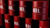 Oil prices higher in Asia, ending four days of losses