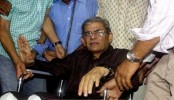 Mirza Fakhrul flies to Singapore again for treatment