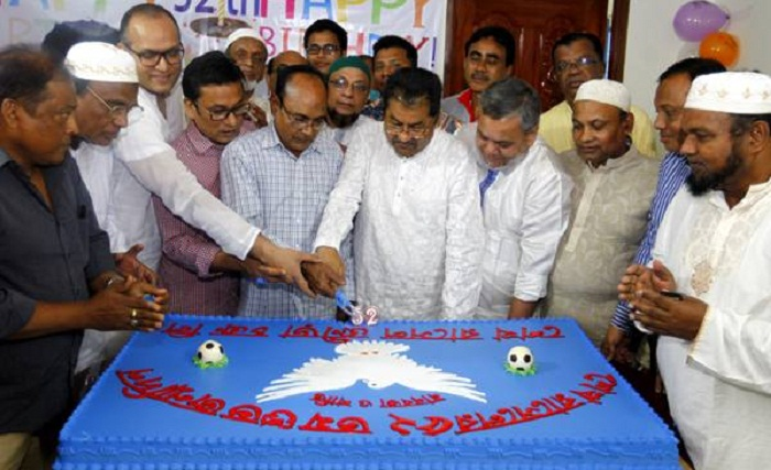 Sheikh Russel Krira Chakra celebrated 52nd birthday of Sheikh Russel