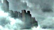 'Floating city' in the sky above China! (with video)