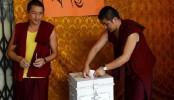 Exiled Tibetans vote for new political leader