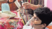 Out of breath: How air pollution fuels viral infections, fever
