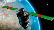 French firm wins Bangabandhu satellite system supply contract