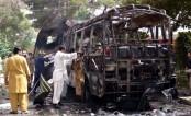 Bomb planted on Pakistani bus kills 11