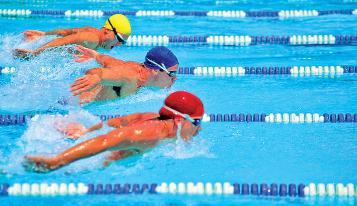 the nature of swimming essay
