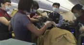 Los Angeles doctor delivers baby on flight from Taiwan