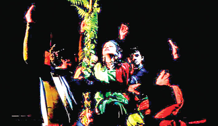 Kabi staged at Shilpakala
