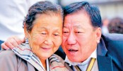 Reunited Koreans given privacy to bridge 60-year divide