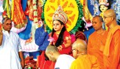 Kumari Puja celebrated