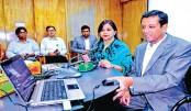 Sajeeb Wazed Joy, ICT adviser to Prime Minister Sheikh Hasina