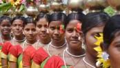 Muslims celebrate Durga Puja in Tripura