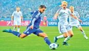 Kiev stalemate keeps Chelsea in suspense