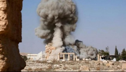 IS not the lone culprit who ruins Syrian cultural heritage: Study