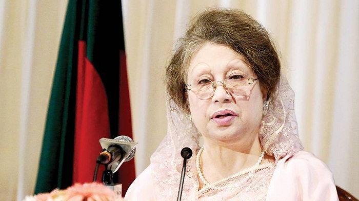 Work with Ashura spirit to restore democracy: Khaleda